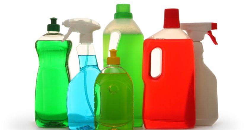 detergente caseiro pode fazer mal à saúde