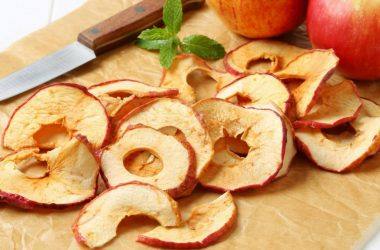 frutas desidratadas para a terceira idade