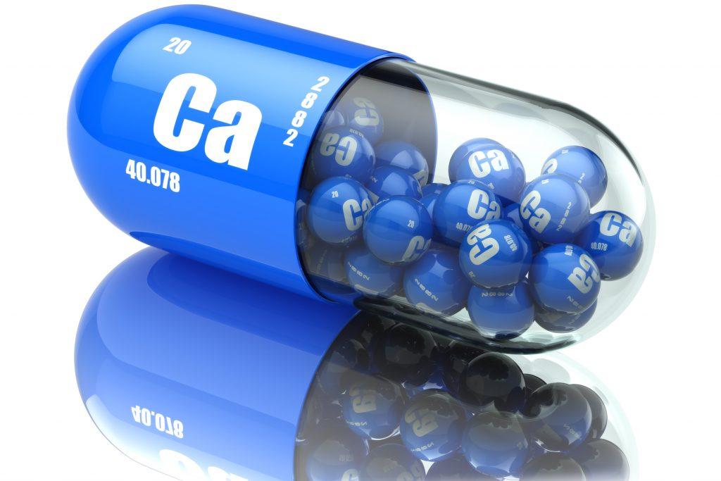 suplementação de cálcio na terceira idade