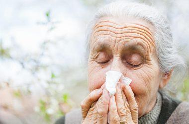 tempo seco para os idosos