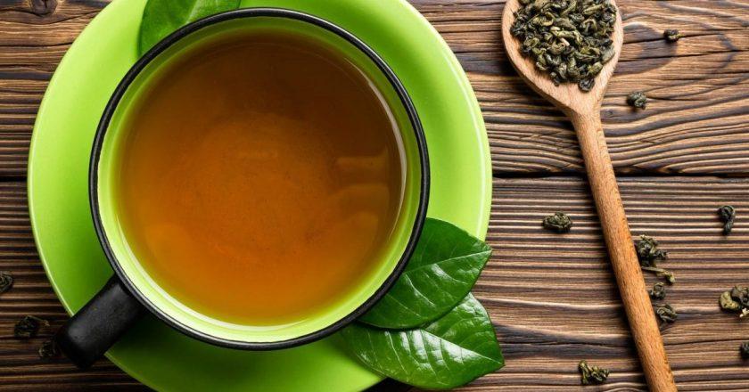 chá de erva mate para terceira idade
