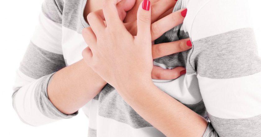 infarto nas mulheres, cresce na terceira idade