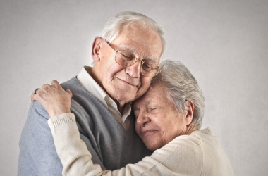 oração para os avós e pessoas idosas