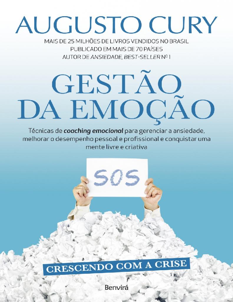 gestão da emoção, livro indicado AVôVó