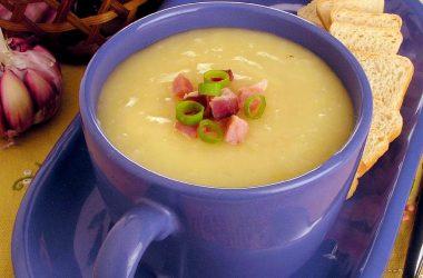 sopa de mandioca para terceira idade