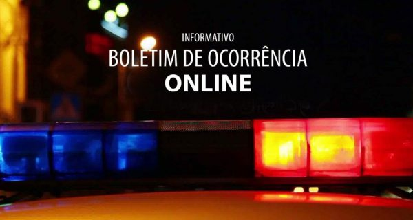 bo boletim de ocorrência on line no Brasil