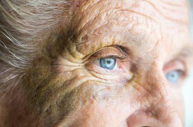 envelhecimento da visão