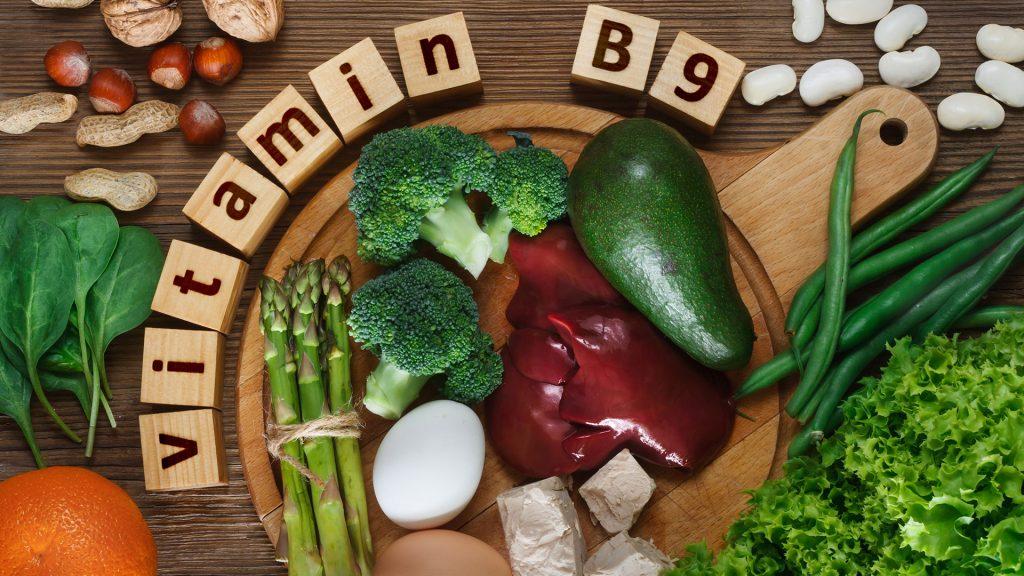 ácido fólico ou vitamina b9 para terceira idade