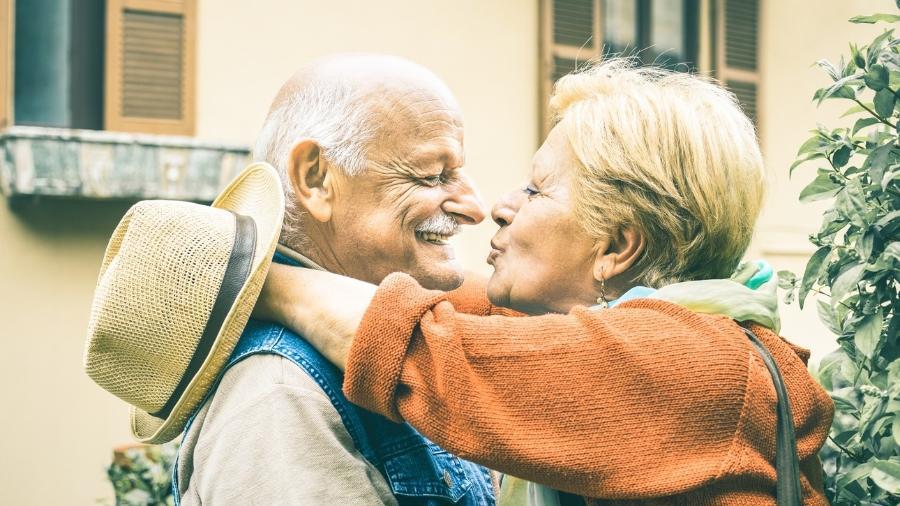 O dia de hoje para os idosos