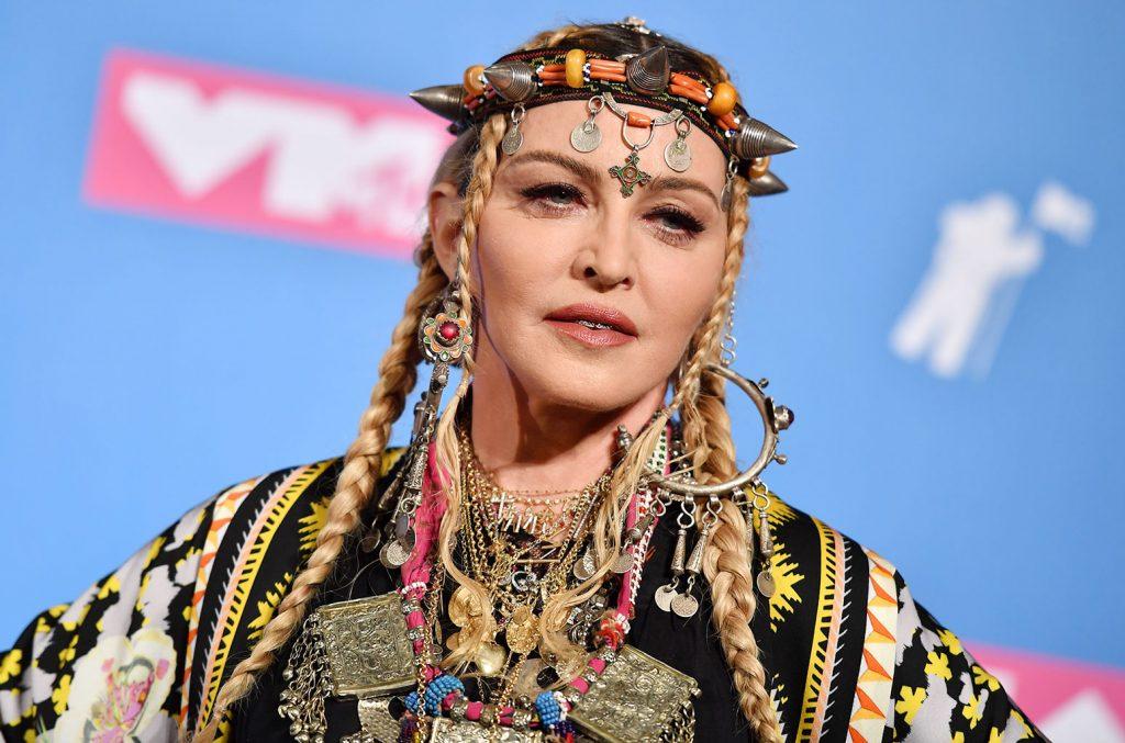 Madonna e o preconceito contra a idade dos 60 anos
