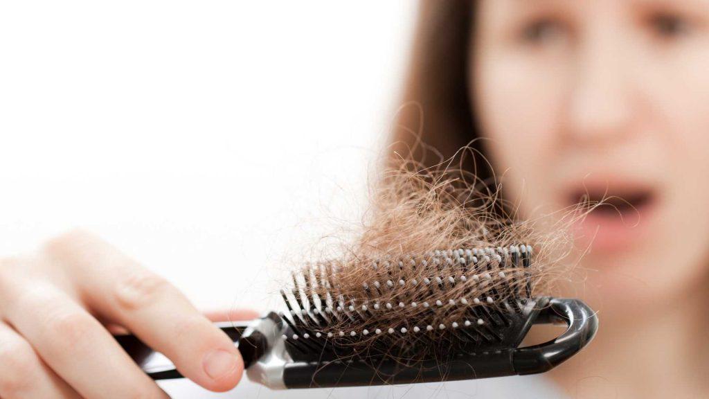 remédios ideais para queda de cabelos