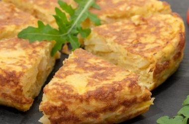 tortilha espanhola