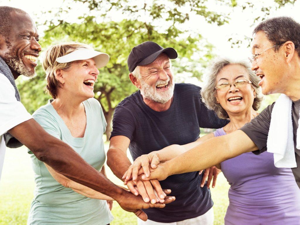 amizade entre idosos um bem precioso
