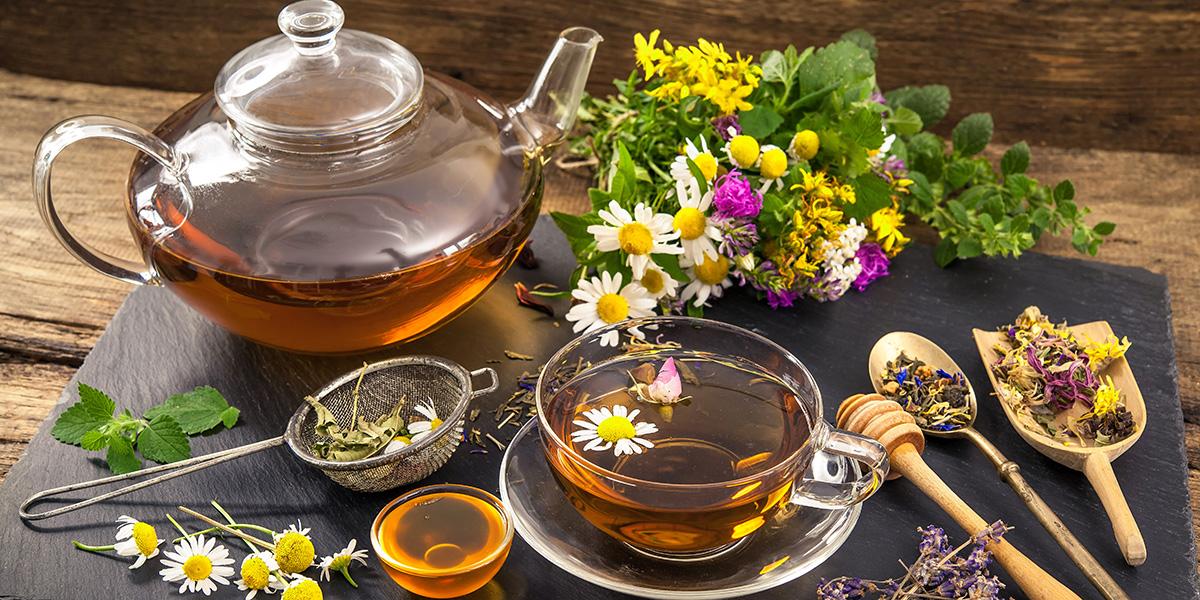 chá para doenças respiratórias