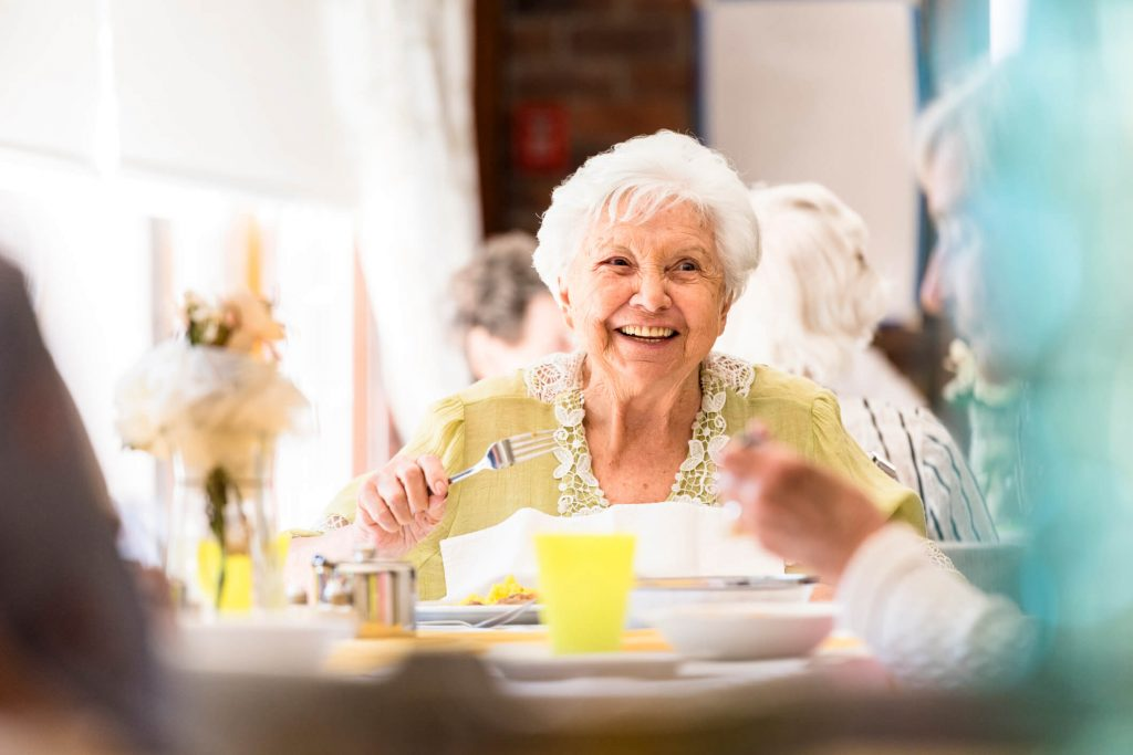 alimentação dos idosos