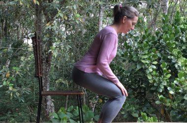 Levantar da cadeira exige cuidados