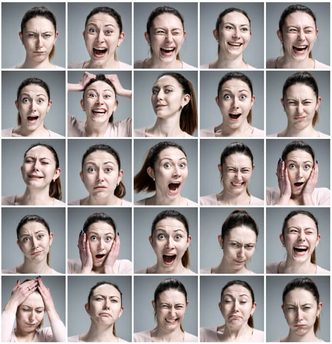 qual a diferença entre emoção e sentimento