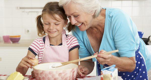 Todos os avós são realmente o máximo
