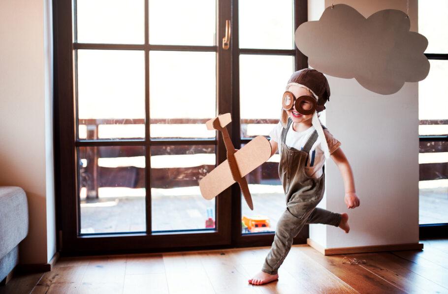 acidentes domésticos com os netos