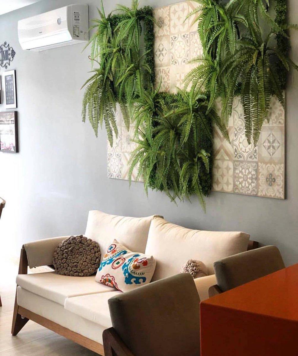 jardins verticais em casa