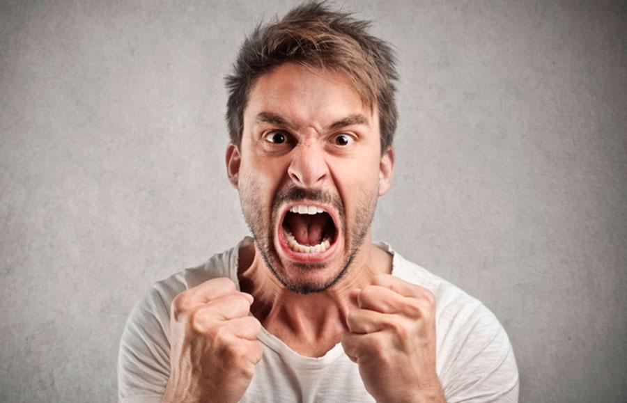 sentir raiva pode ser muito bom