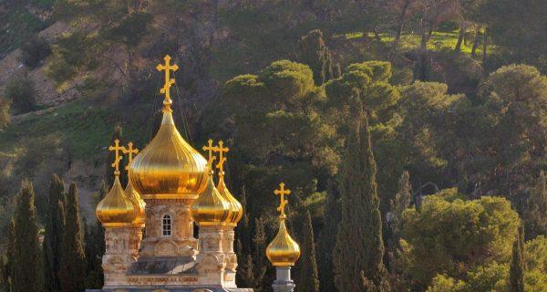Jerusalém, uma cidade linda