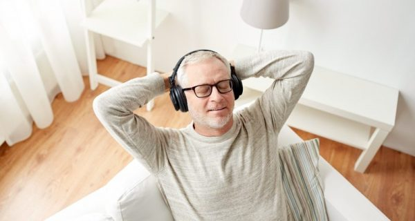Ouvindo música italiana
