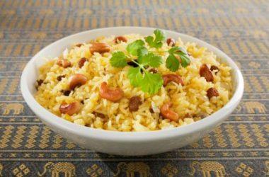 receita light risoto com oleaginosas